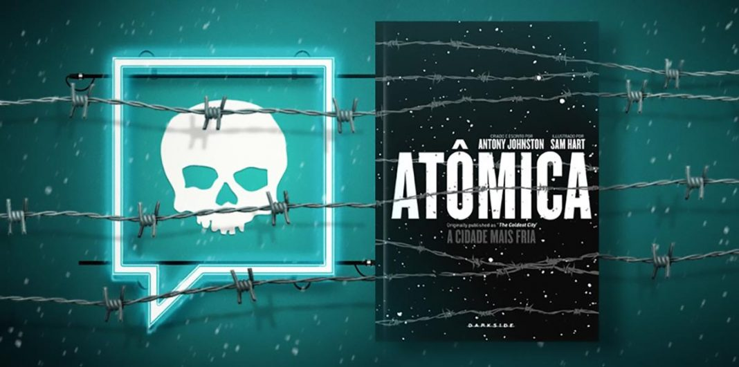 atômica a cidade mais fria darkside books