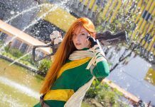 ressaca friends 2017 especial cosplay nathalia parente