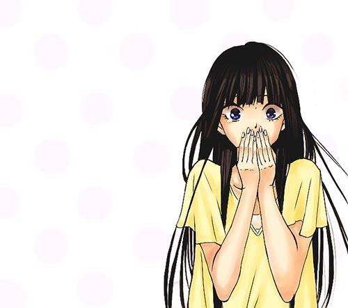 Sawako de Kimi ni Todoke (Arte por Cuttieorange)