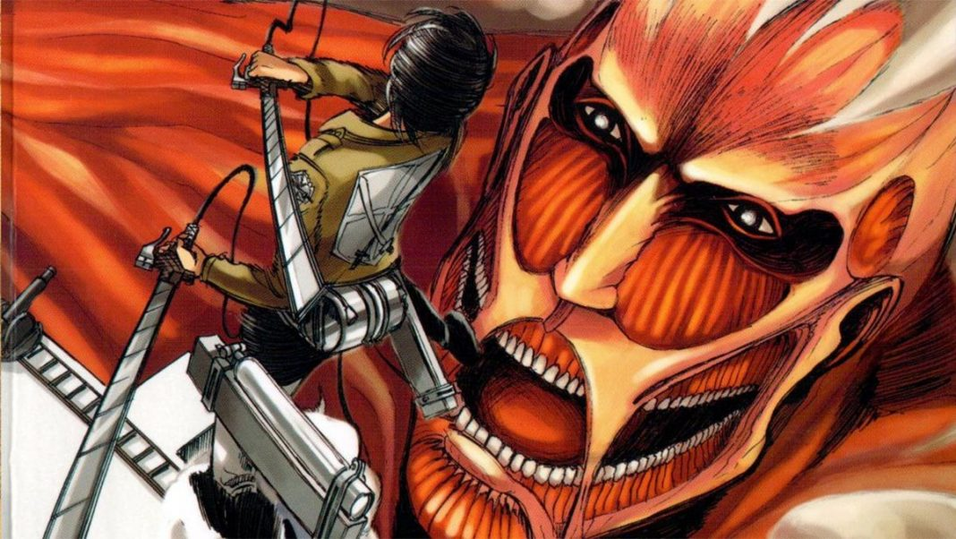 Shingeki no Kyojin / Attack on Titan