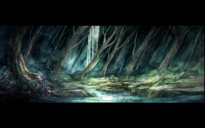 Child of Light - Floresta Malthilds