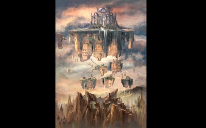 Child of Light - O Templo da Lua