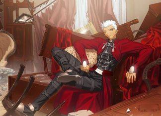 Archer, Fate Stay Night
