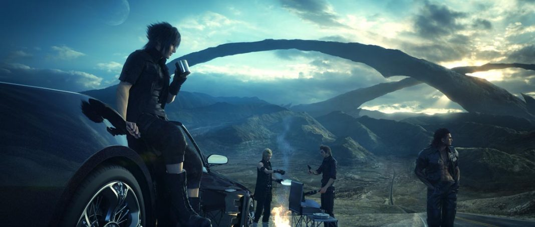 final fantasy 15 episode duscae