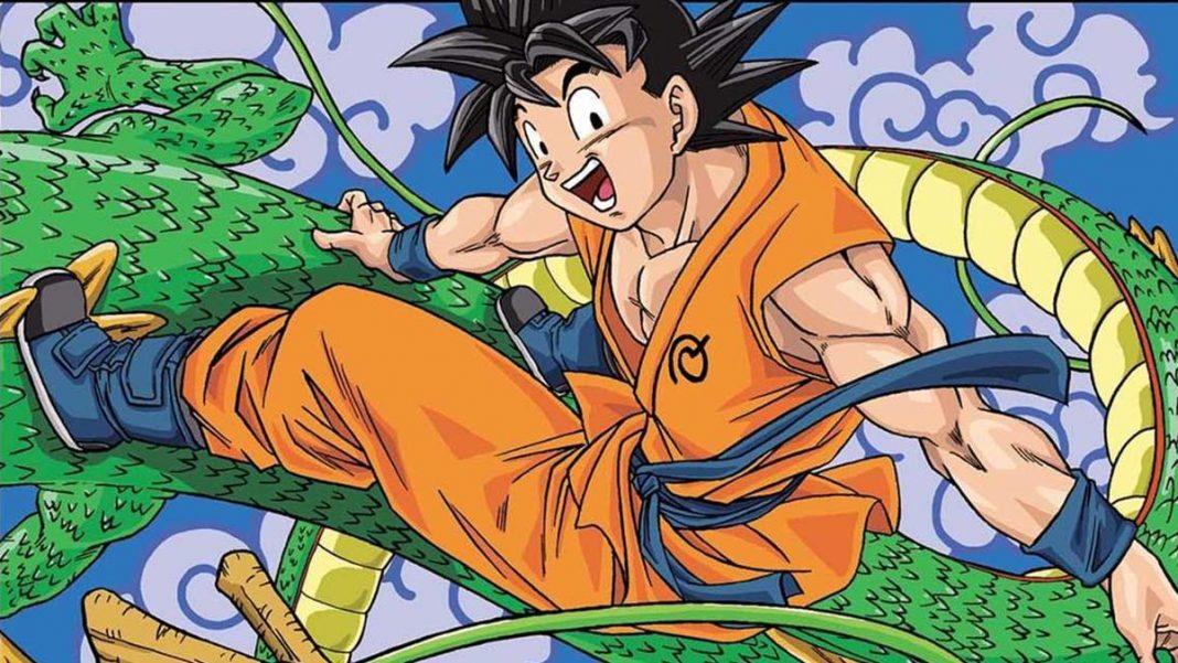 dragon ball super volume 1 manga cut