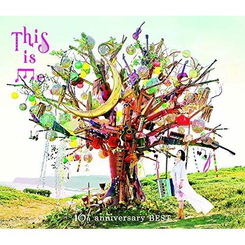Ayaka - THIS IS ME – Ayaka 10th anniversary BEST album