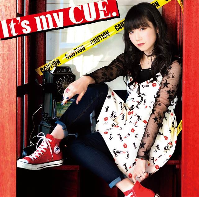 Azusa Tadokoro – It's my CUE. album