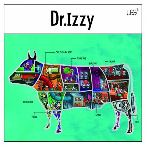 UNISON SQUARE GARDEN – Dr. Izzy album