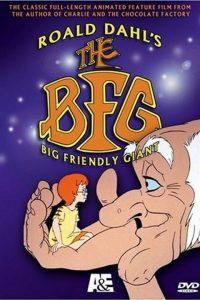 The Big Friendly Giant / Elfy, O Duende Que Caiu do Céu (Capa Internacional)