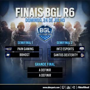 rainbow six siege brazil game league