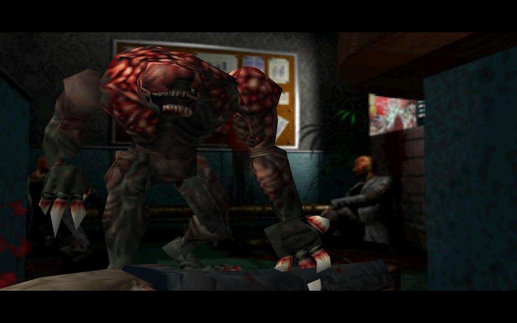 Hunter - Resident Evil (Imagem Divulgação)