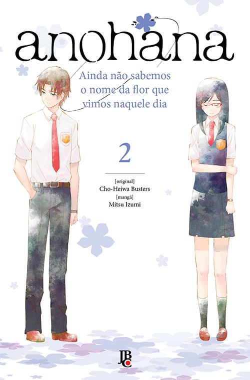 AnoHana #02