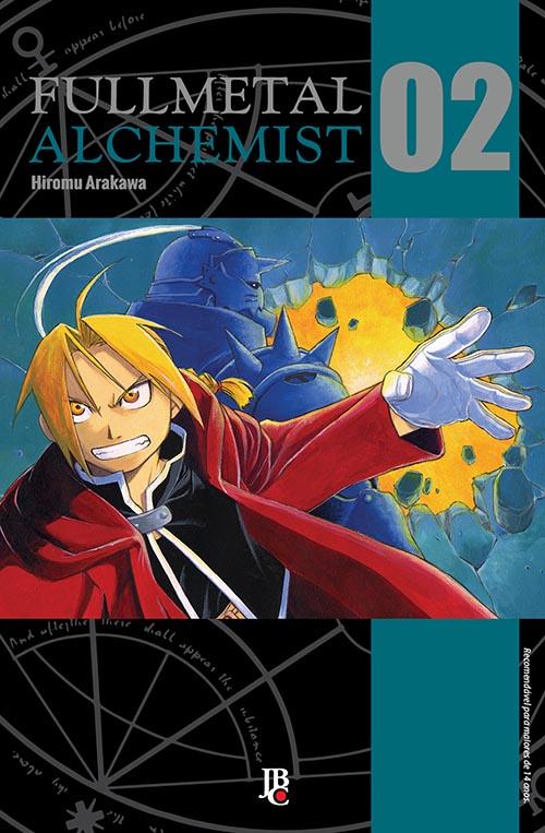 FullMetal Alchemist #02