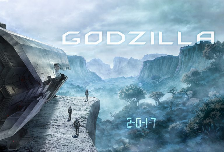 Godzilla: Monster Planet  | Confira mais um trailer