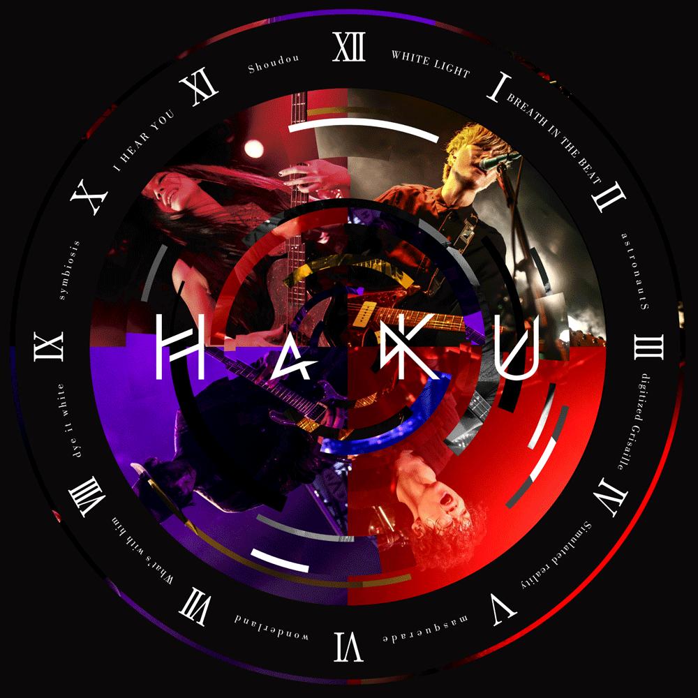 Haku - Haku Best Of (Capa Divulgação)