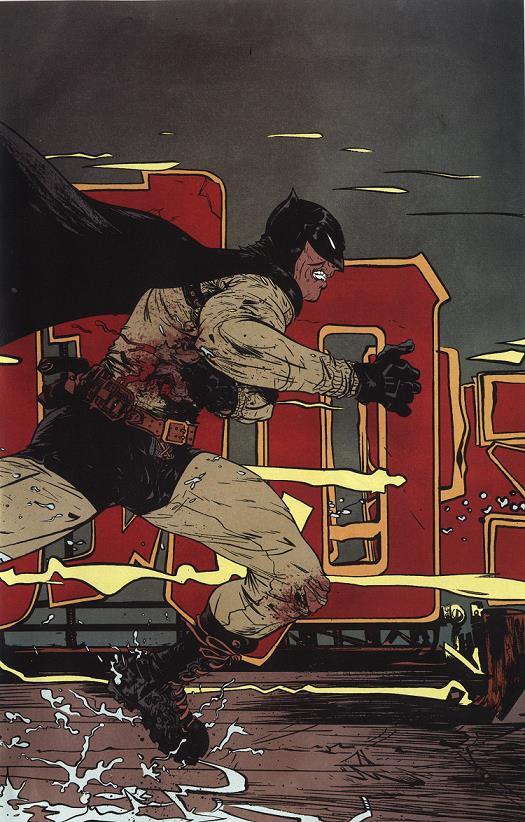 Batman Ano 100 Paul Pope