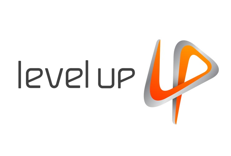 Level up logo