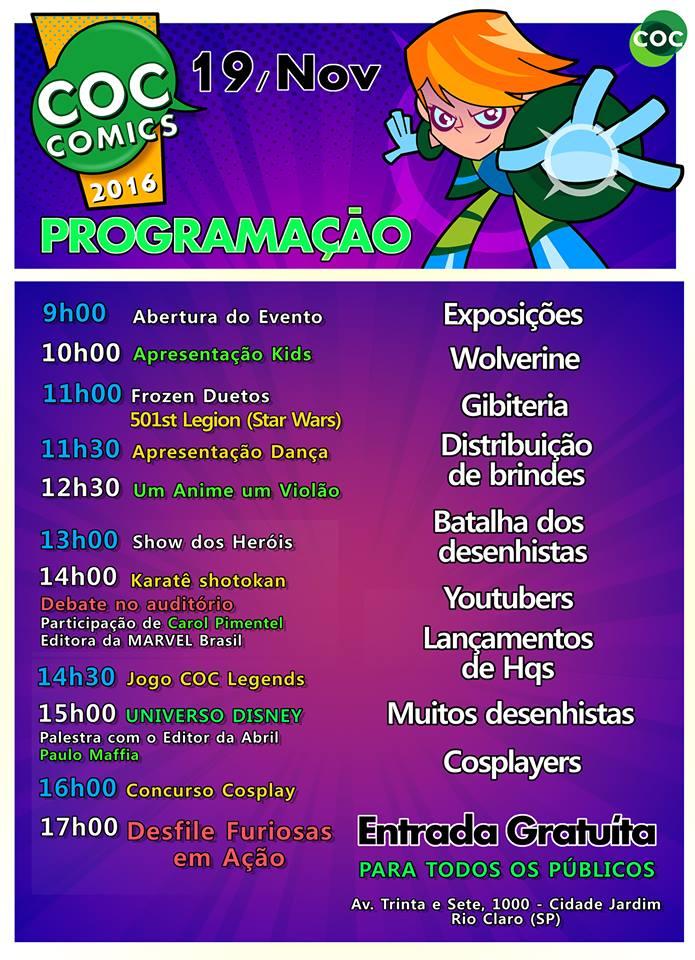 coc-comics-rio-claro-2016-programacao