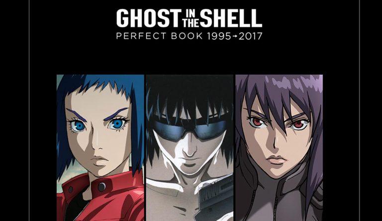 Editora JBC lança o inédito Ghost in the Shell Perfect Book