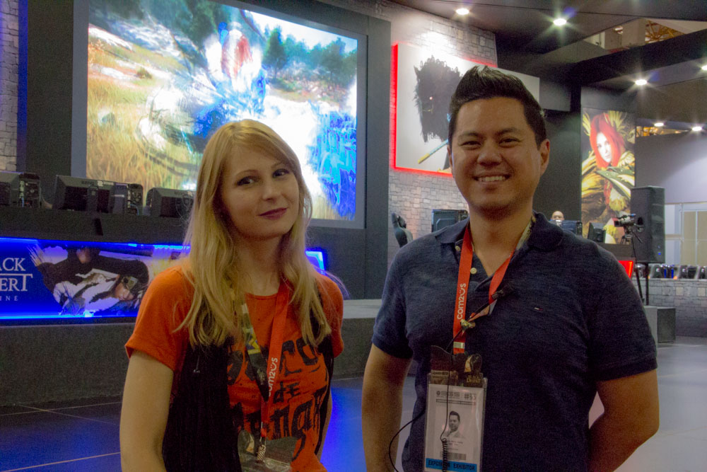 Byong Hwan Kang (RedFox Games, Black Desert Online)