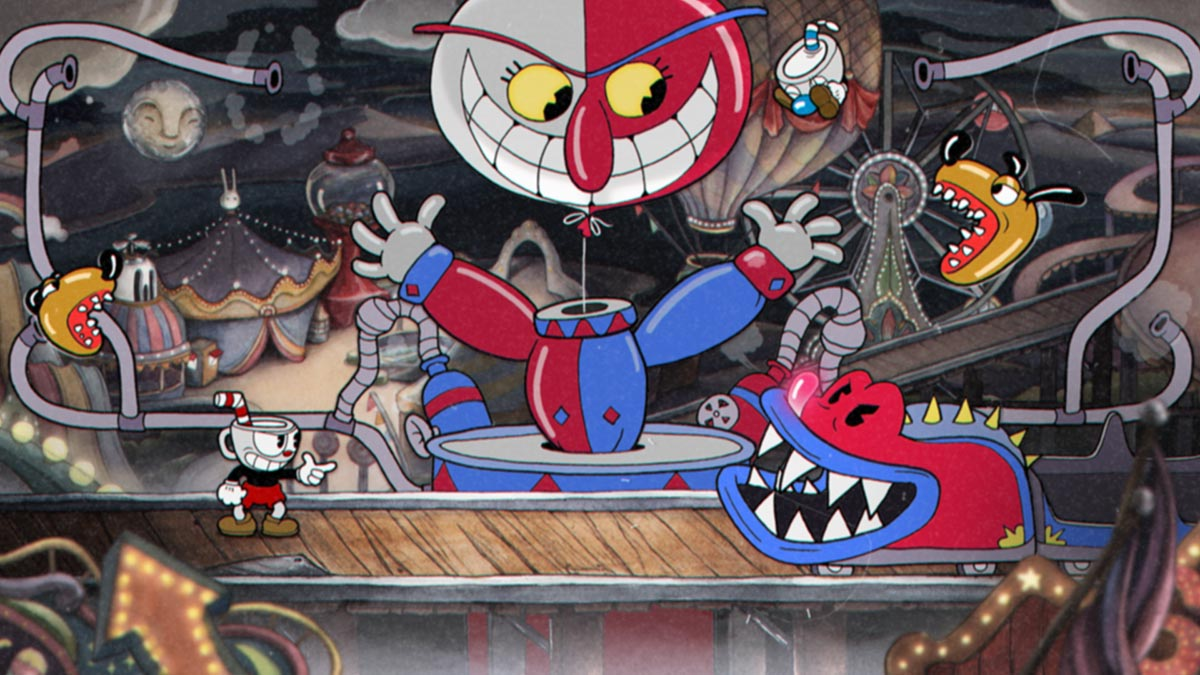 Download Cuphead – GOG – 2021 Cracked Torrent Direct Link PC Cover 1