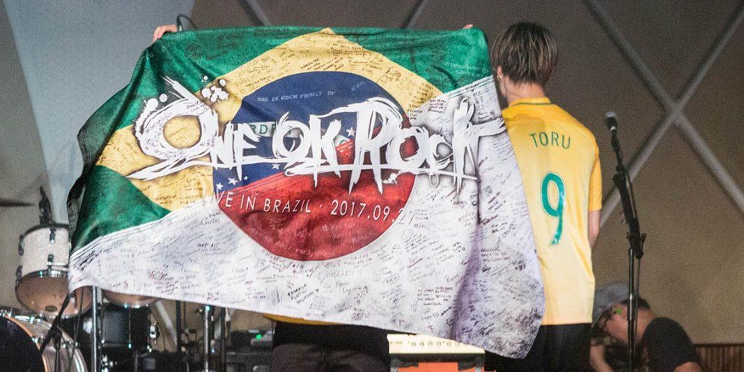 one ok rock bandeira brazil