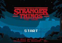 stranger things the game