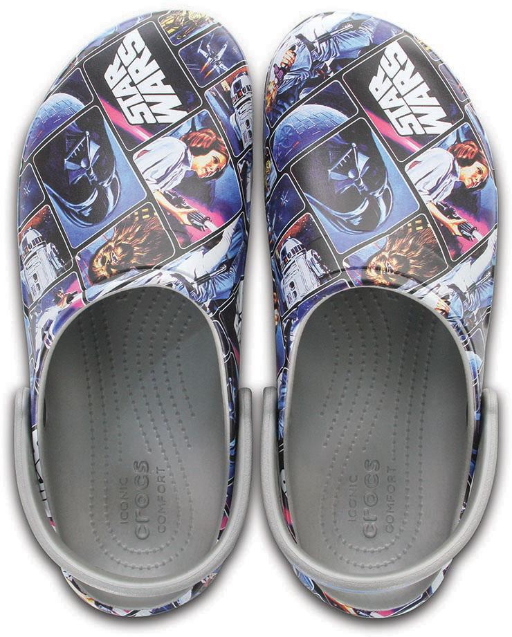 Clogs Star Wars