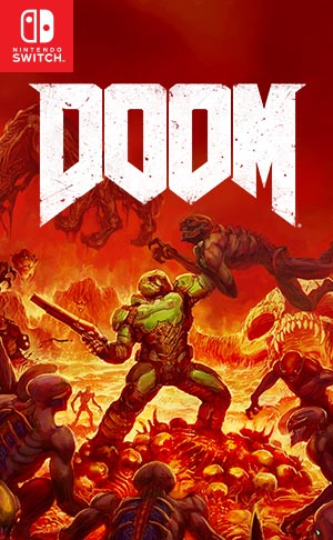doom boxart cover