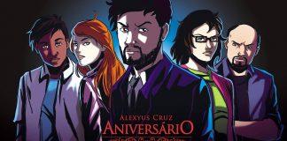 Alexyus Cruz - Aniversário