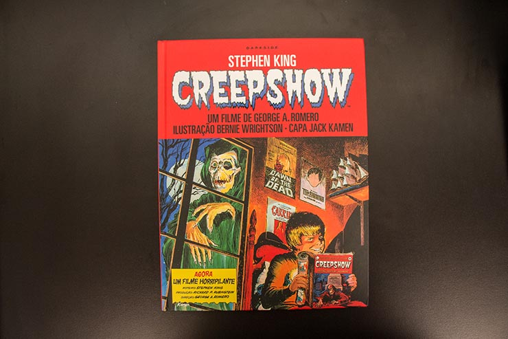 creepshow stephen king darkside books