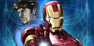 iron man animated series