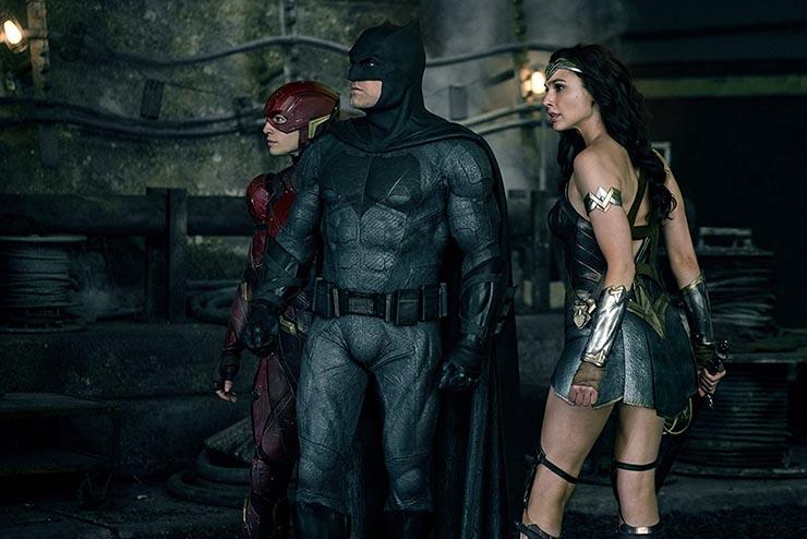 liga da justiça flash batman mulher maravilha