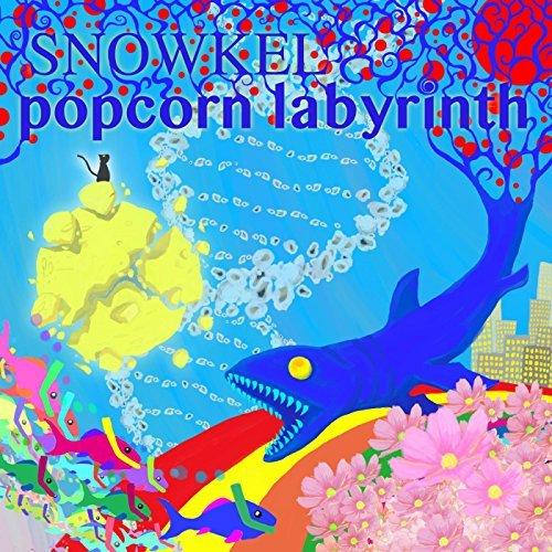 snowkel popcorn labyrinth