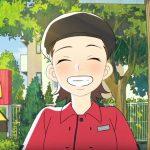 mcdonalds anime