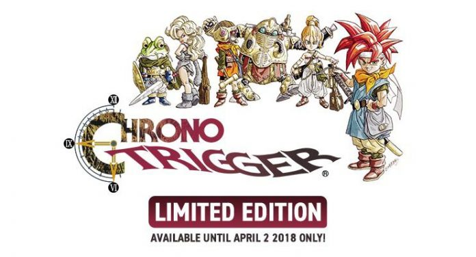 chrono trigger limited edition steam