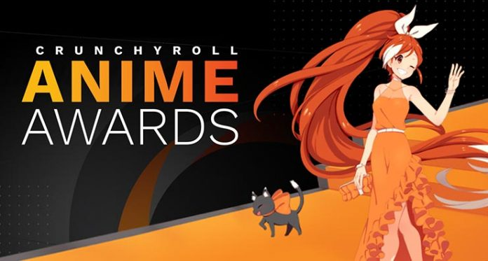 crunchyroll anime awards