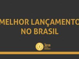 suco awards 2018 melhor lançamento no brasil