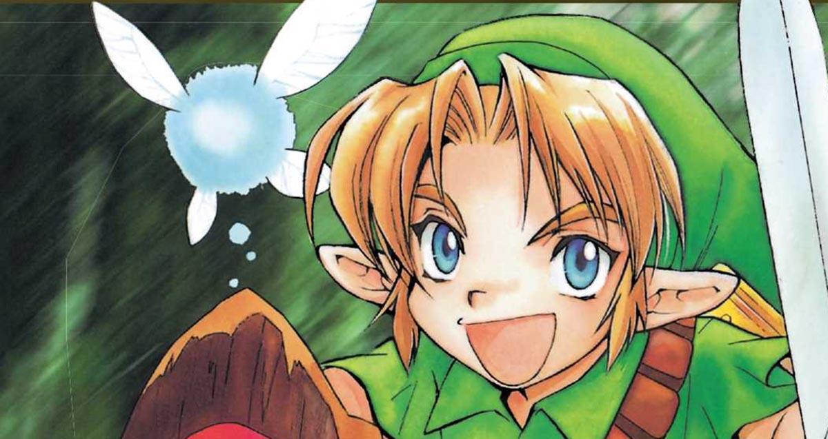 The Legend of Zelda - Ocarina of Time (Mangá) | Review - Suco de Mangá