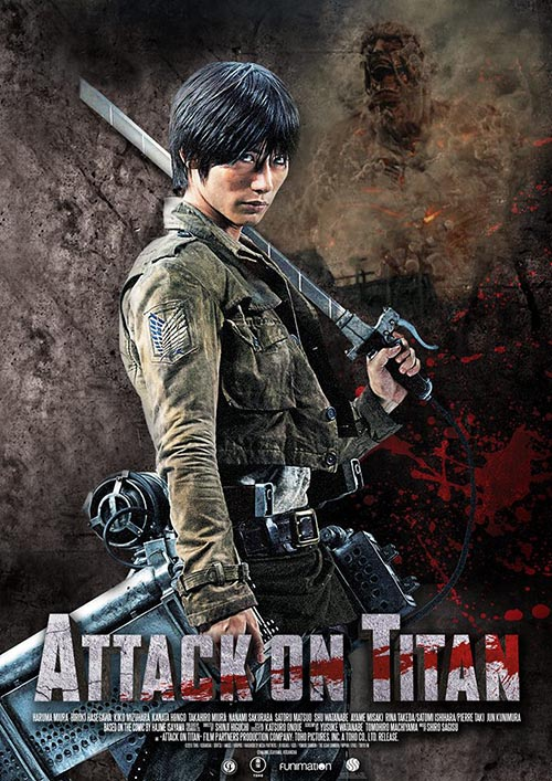 attack on titan live action poster sato company