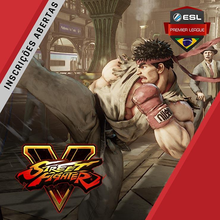 street fighter v esl