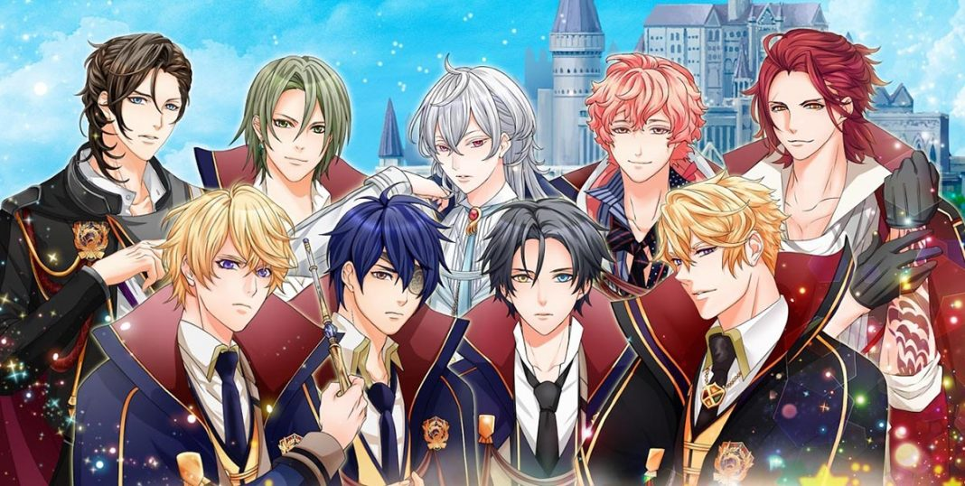 Wizardess Heart: Gedonelune Royal Magic Academy