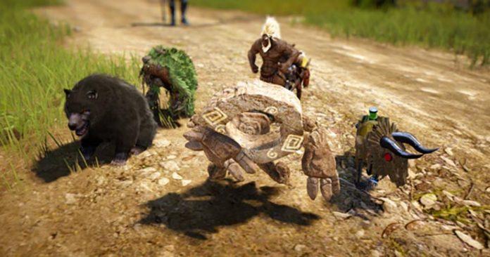 black desert online pet