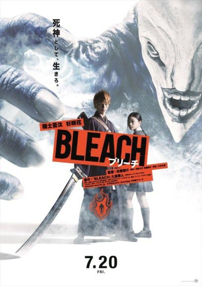 Bleach, live-action