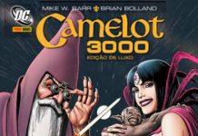 camelot 3000 capa panini