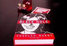 black hole charles burns darkside