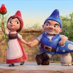 gnomeu e julieta o misterio do jardim