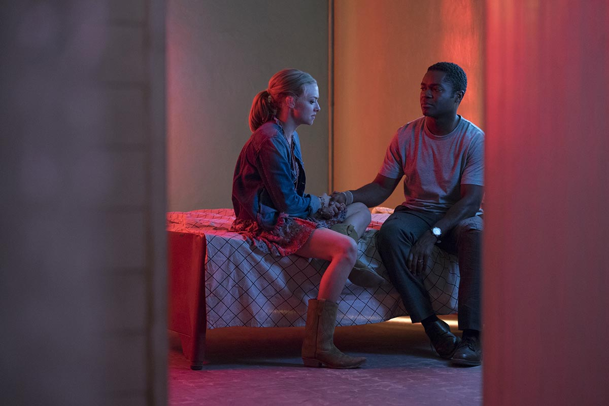 GRingo Amanda Seyfried e David Oyelowo