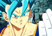 vegito blue dragon ball fighterz