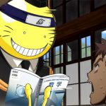 assassination classroom naruto